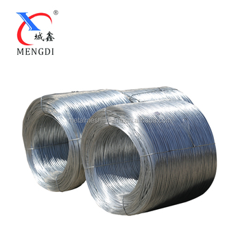 Electro Low Carbon Hot Dipped 3mm, 2mm Galvanized Steel Wire