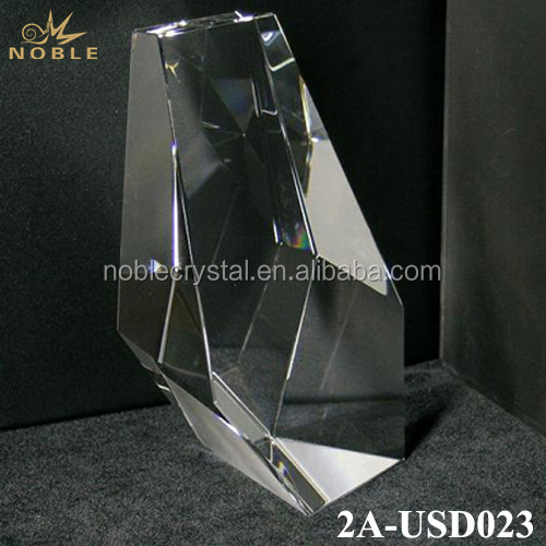 Fashion Design Excellence Style Crystal Block