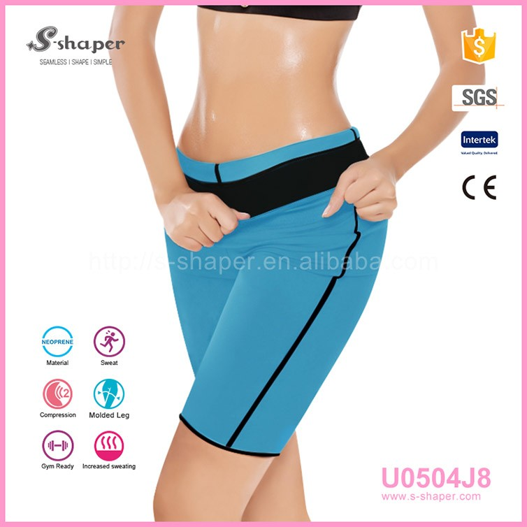 New Arrival And Neoprene Swimming And Diving Pants,Neoprene Womens Shaper Slimming Pants