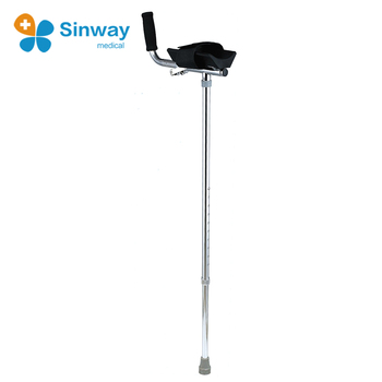 Arthritic Forearm Gutter Armrest Crutch Buy Gutter