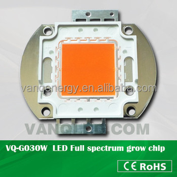 30w High Power Grow Led Chips,Professional Design Led Diode For ...