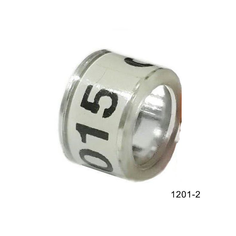 Home & Garden Pet Products Trend Mark 50pcs Aluminum Rings Canary Love Birds Burgerigar Leg Bands 2mm To 12mm All Sizes