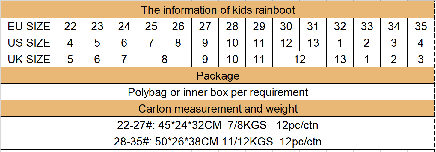 Girls cute half boots colorful rainbow glitter shinning part children gumboots pvc kids rain boots