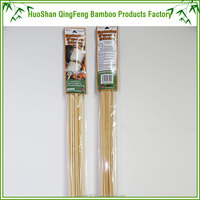 Promotional sale bamboo marshmallow stick with high quality