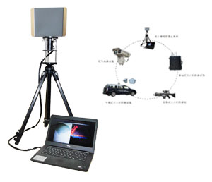 Professional Low Altitude Radar System UAV Interception System XD01 Series