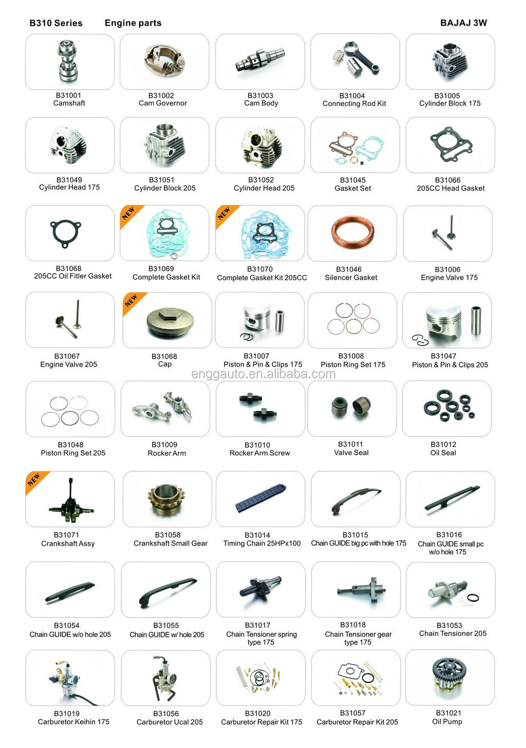 spares parts for bajaj three wheeler, View spares parts for bajaj ...