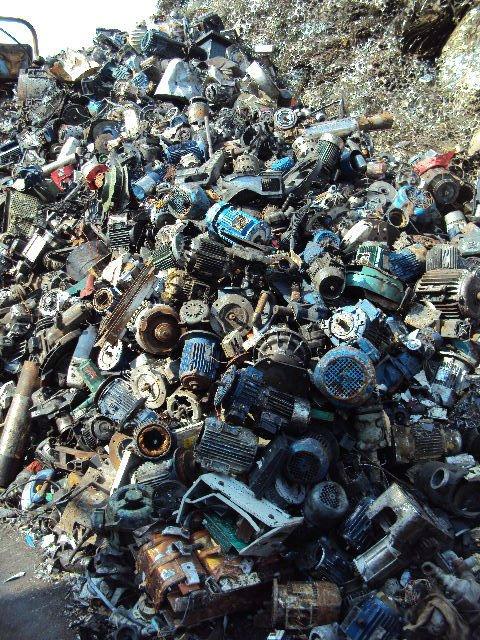 Motores El Tricos Sucata Outros Produtos De Reciclagem Id