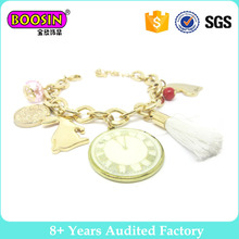 Custom promotional ally express wholesale bracelet fashion jewelry
