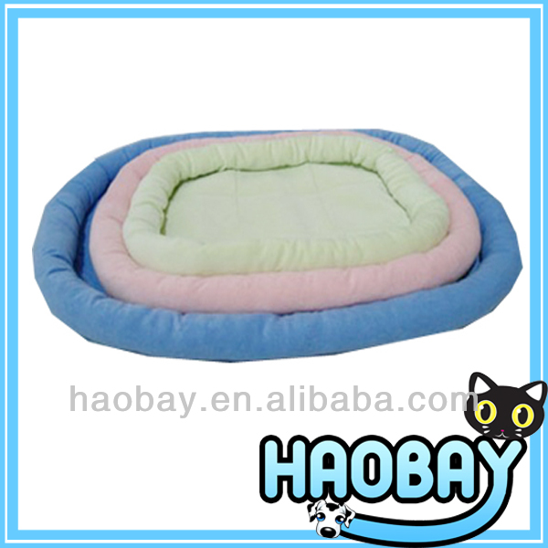 Lamb Fur and PP Cotton Cozy Craft Soft Pet Beds