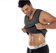 Men Shapers Neoprene Vest Sauna Ultra thin Sweat Shirt Body Shaper slimming Corset Men's Underwear Fitness Shapers #BS-04