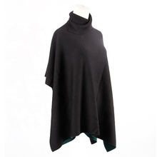 Dame Woll Poncho <span class=keywords><strong>Pullover</strong></span> Frau, Damen <span class=keywords><strong>Reiner</strong></span> <span class=keywords><strong>Wolle</strong></span> <span class=keywords><strong>Pullover</strong></span>