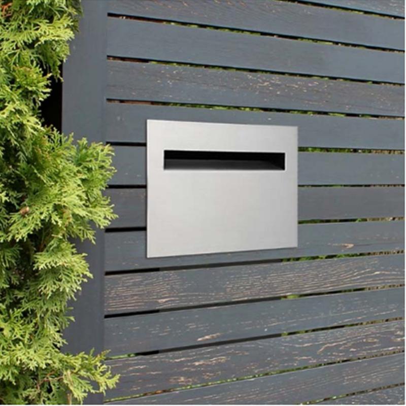 casting craftsman metal mailbox factory design letterbox. Black Bedroom Furniture Sets. Home Design Ideas