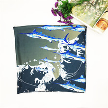 Chinese Manufacture Custom Design Scarf Digital Printing