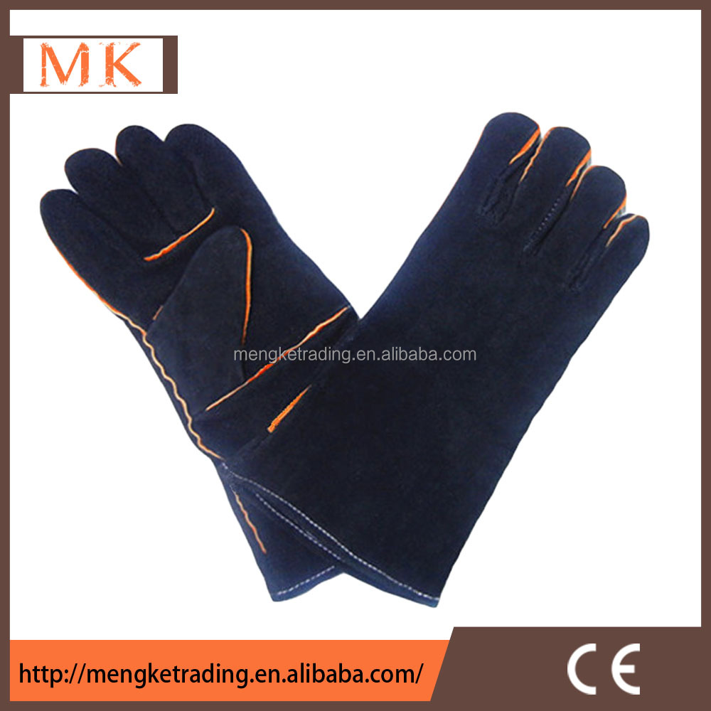 Leather work gloves for welding - Waterproof Welding Gloves Waterproof Welding Gloves Suppliers And Manufacturers At Alibaba Com