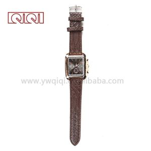 hot sale square dial own brand luxury men watch