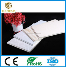 eco-friendly aluminum sheet PU foam insulated sandwich wall panel decorative wall cladding design