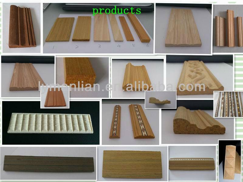 instalacin de moldura de cornisa de madera para decoracion de interiores y exteriores de de