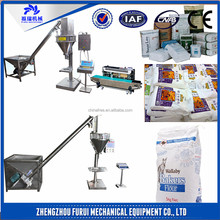 Stainless steel dry powder injection filling machine/dry spice powder filling machines with high quality