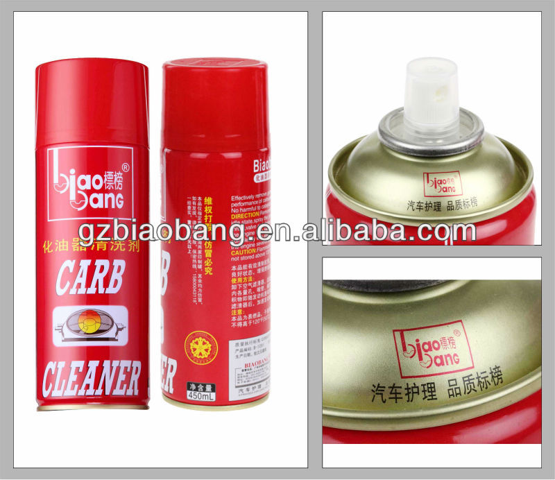 450ml engine carb choke cleaner