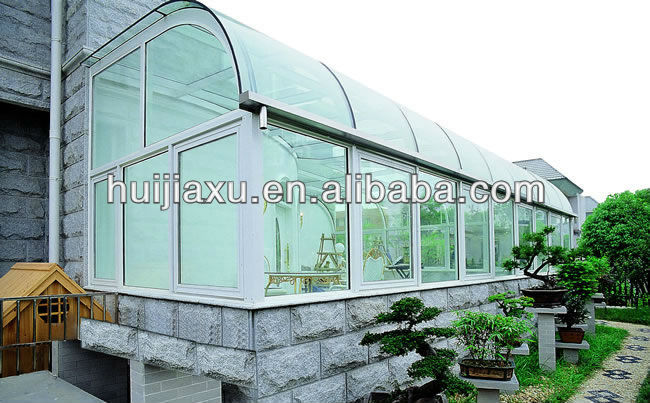 Agricultural glass house manufacturer