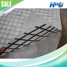 Cheap price fiberglass triaxial geogrid