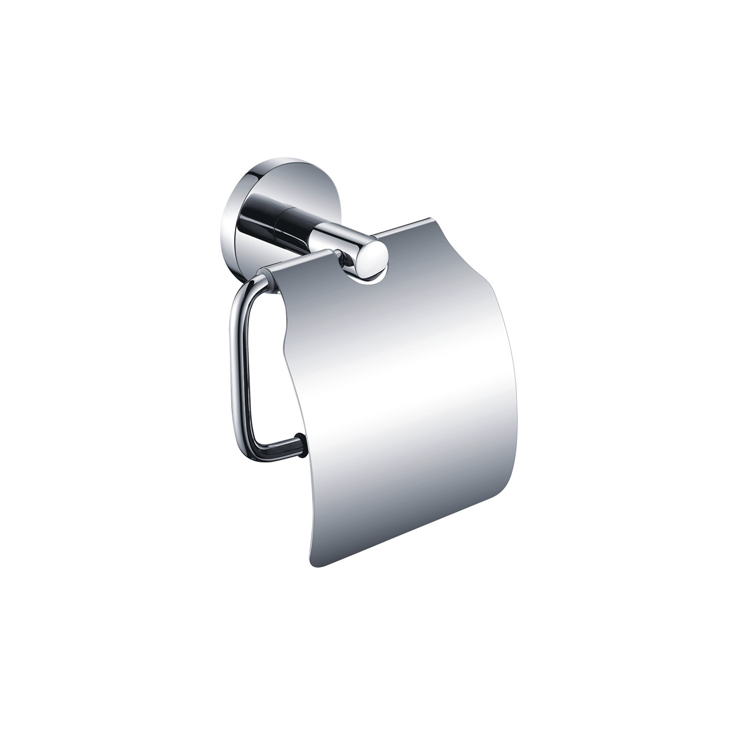 Luxury Stainless Steel 304 Toilet Tissue Paper Holder with waterproof cover