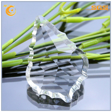JF beautiful crystal accessories wholesale crystal prisms glass chandelier parts