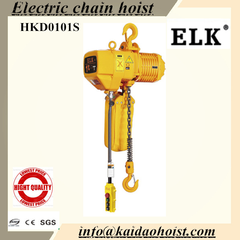 Professional Factory Supply Top Quality pendent control wkto hoist with good prices