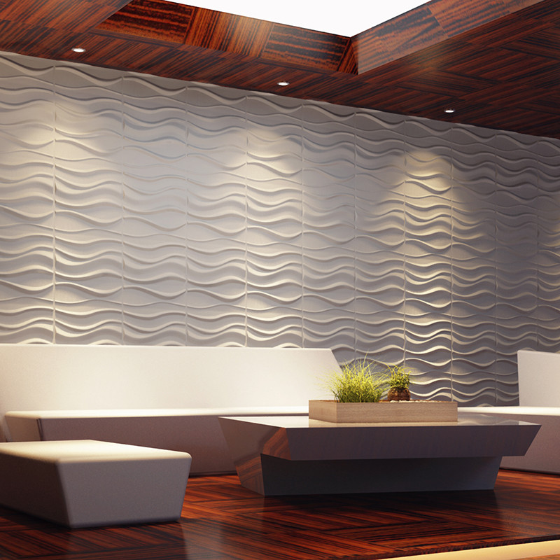 Modern <strong>design</strong> embossed wallpapers