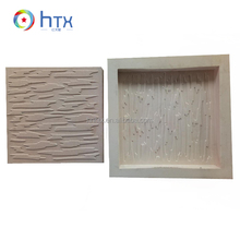 mode silicone for wall decoration rubber concrete molds for sale