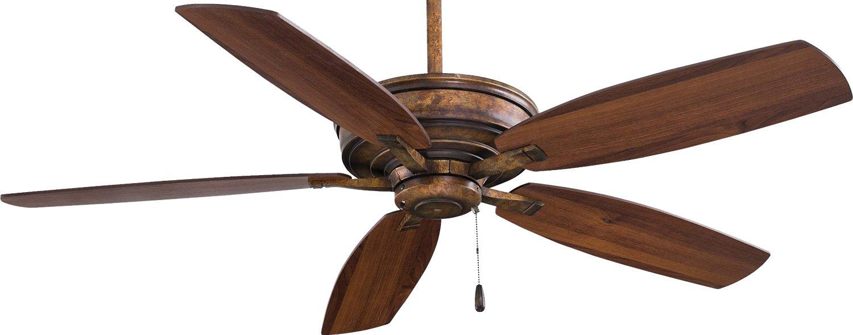 "Minka-Aire F695-VP, Kafe, 52"" Ceiling Fan, Vineyard Patina"