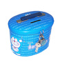 Direct factory sale children gift tin case piggy bank