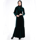 2018 New Arrival Islamic Design Arabic Women Dress baju kebaya
