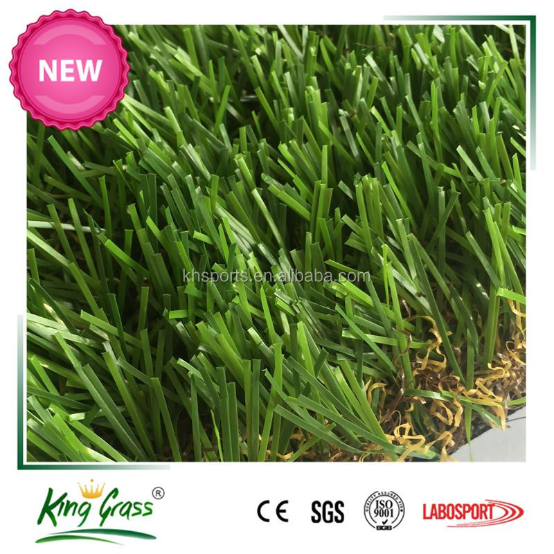 Best Sell PE+PP Material Landscaping Outdoor Garden Synthetic Artificial Grass