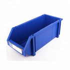 Strong tool storage plastic tray bin for spare parts organizing