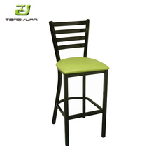 China wholesale Supplier Stackable Commercial Metal Bar Stool