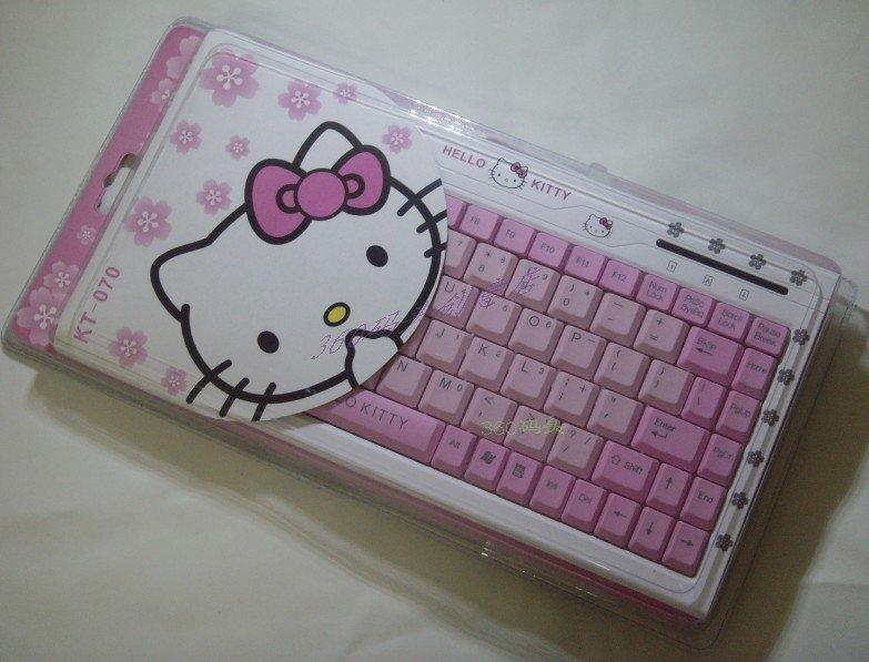 hello kitty usb keyboard keypad cover for ipad notebook 5pcs lot 081902 jpg. Black Bedroom Furniture Sets. Home Design Ideas
