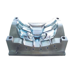 Injection plastic auto lamp car light mould/mold/die