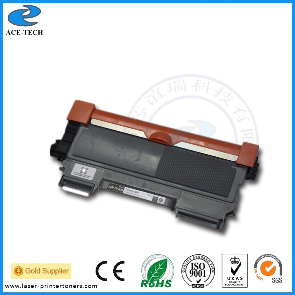Compatible TN-420 toner cartridge for Brother HL-2220/2230/2240/2242/2250/2270 MFC-7360/7470/7460/7860 Printer