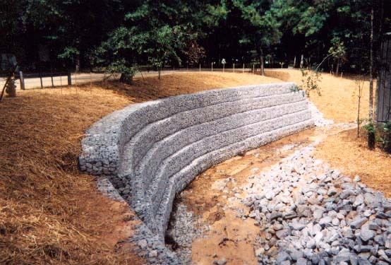 Factory Price Gabion Baskets Retaining Wall For Sweden