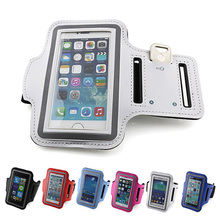 Mobile phone bag sports bag For iPhone 5 5G 5S 4 4G 4S 3G 3GS for Samsung Galaxy S4 mini s3 mini G130 Ace 4 3 ArmBand Case