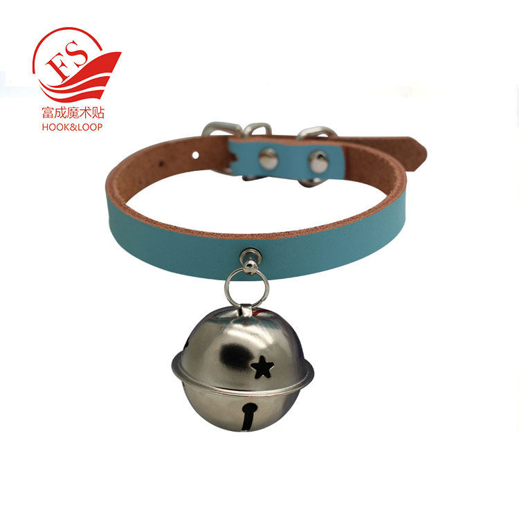 Shenzhen factory custom bright colors ring dog collar