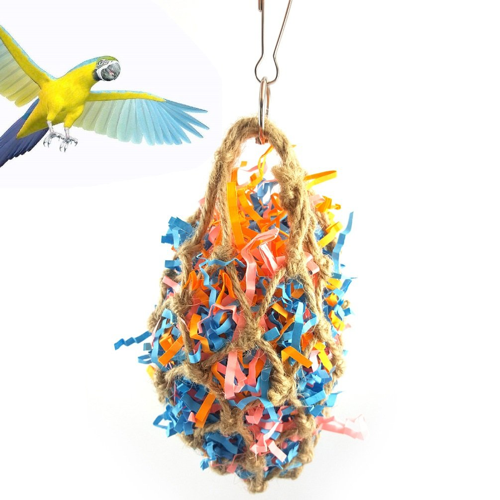 Buy Bird Toys Foraging Star Bird Chew Toy Foraging Toy