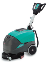 Hotel Equipment HY46C Cable Type Floor Sweeper Electric Scrubber
