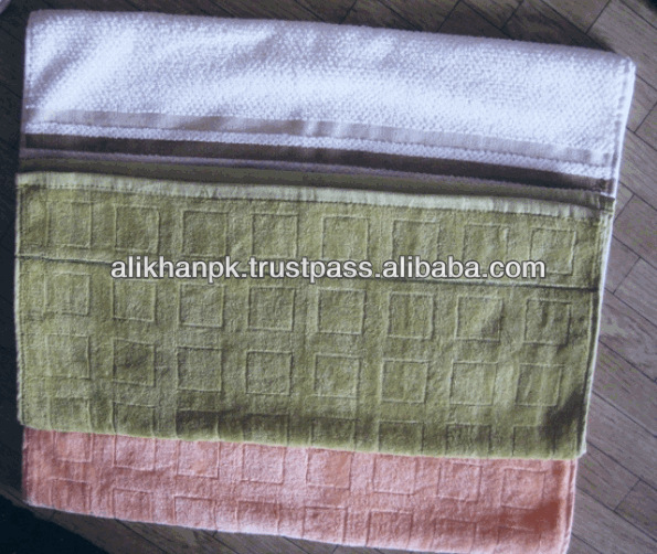 Velour Peri hand Towel