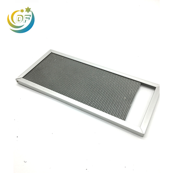 Nano filter air purifier polypropylene custom tio2 hepa room