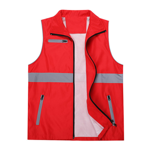 Reversible Safety Warm work wear uniform Vest