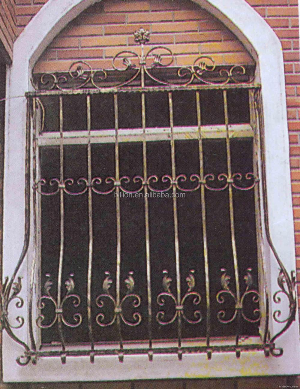 New Iron Grill Window Door Design