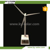 New shape Plastic model solar power windmill for Science Education