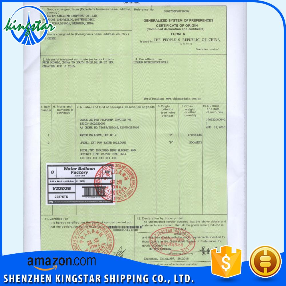 Form f certificate of origin form f certificate of origin suppliers form f certificate of origin form f certificate of origin suppliers and manufacturers at alibaba yadclub Gallery